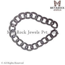 Party Wear Diamond Link Bracelet