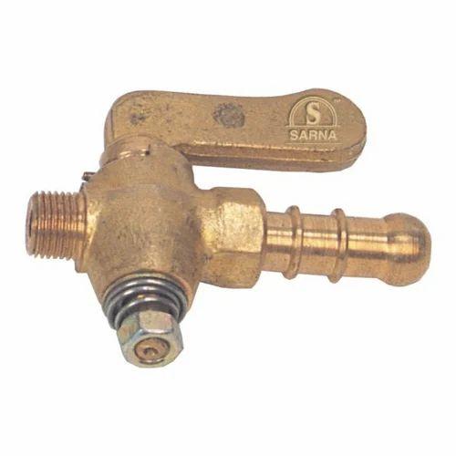 Laboratory Brass Tap Lever