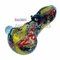 Frog Design Inside Out Glass Pipe