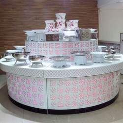 Stylish Food Counter