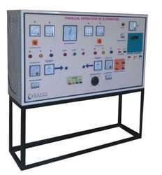 Parallel Operation of Alternator Synchronizing Panel