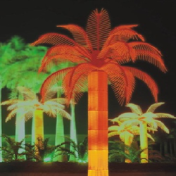 Coconut LED Tree