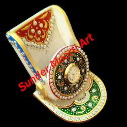 Marble Decorative Mobile Holder