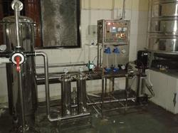 Commercial Packaged Drinking Water Plant