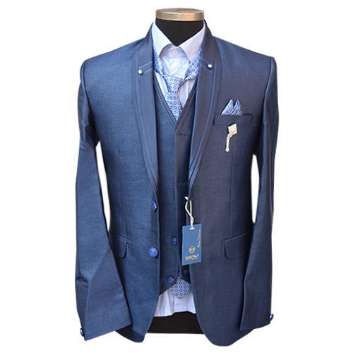 eff20e561e6 36 Wedding Mens Suit Coat With Tie, Rs 2750 /piece, Gupta Garments ...
