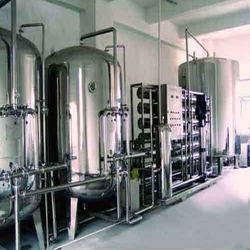Water Distillation Plant Sea Water Desalination Plant