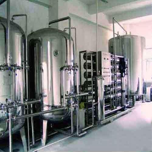 Water Distillation Plant - Sea Water Desalination Plant Manufacturer