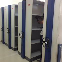 Mobile Shelving Compactor
