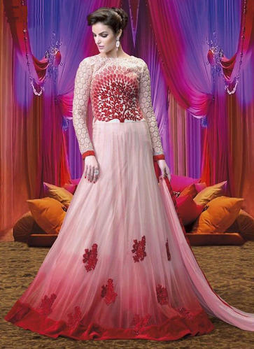 Ethnic Bridal Wear at Rs 1400 /piece   शादी के गाउन ...