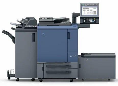 Konica Minolta Bizhub Press C1060 Printer, कोनिका
