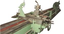 Long Heavy Duty Lathe Machine