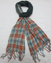 Viscose Checks Scarfs