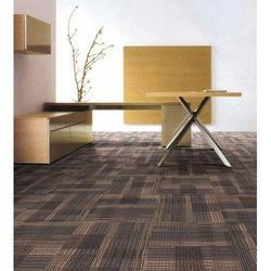 Carpet Tiles, Packaging Type: Box Pack, Thickness: 3-6 mm