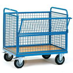 4 Wheel Cage Trolley