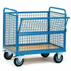 4 Wheel Cage Trolley
