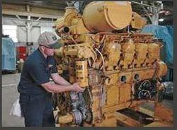 Caterpillar marine engine training courses