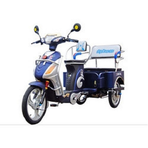 Three Wheeler E Bike