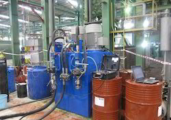Oil Flushing Of Hydraulic Pipelines