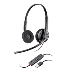 Plantronics Black Wire C320 M Headset