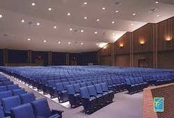 Auditorium Interior Design