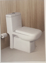 Square One Piece Toilet