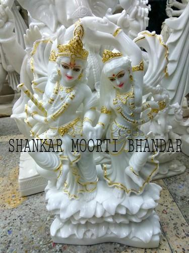 Radha Krishna Dancing Marble Statue At Rs 3500 Inch