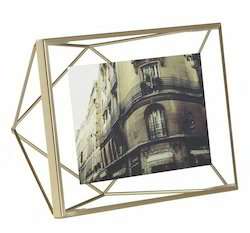 Kaizen Arts India Iron Brass Antique Photo Frames