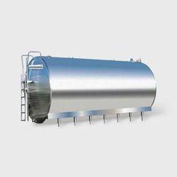 SS Milk Cooling Tank