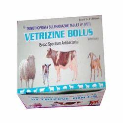 VETRIZINE Bolus for Poultry Farms