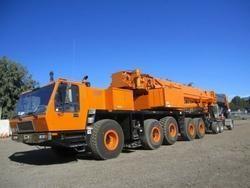 Krupp All Terrain Crane Maintenance