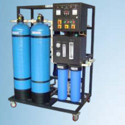 300 ROMS Plant Water Treatment