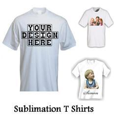 Sublimation T - Shirts - Sublimation Blank T Shirts