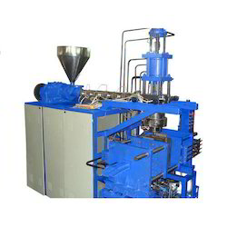 Accumulator Blow Moulding Machine