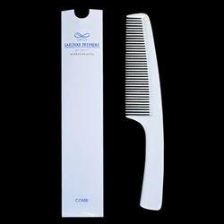White Handle Comb