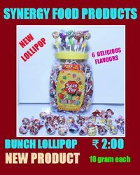 Bunch Lollipops