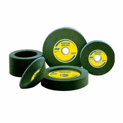 Green Carbide Grinding Wheel