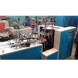 DBC-16 Tea Cup Making Machine