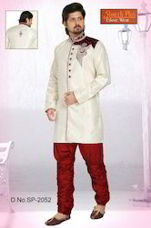 Stitch Mens Silk Indo Western Suits