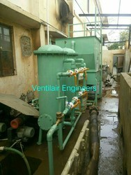 Effluent Water Treatment Plant For Steel Industry