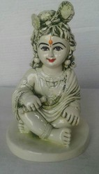 Resin Laddu Gopalji Statues