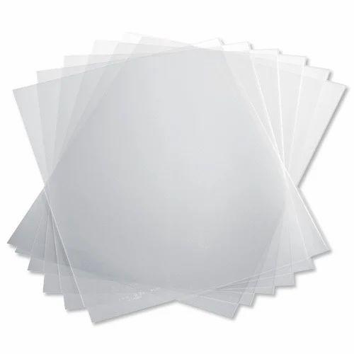 Transparent Binding Sheet 4 5 Mm Rs 120 Packet Arham