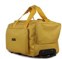 Yellow Trolley Travel Bag