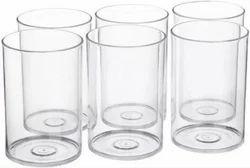 Vikalp 6 Pcs Glass Set 6pc, Size: 250ml, 6 Pcs