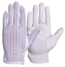 ESD Nylon And Dotted  Gloves