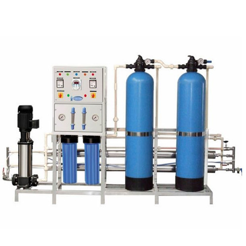 Automatic Doctor Water Mineral Water Filtration Plant