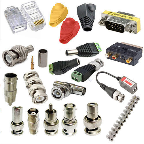 Cctv Accessories At Rs 13 Unit Cctv Cam Components