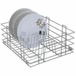 SS Plate Basket