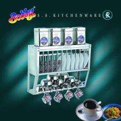 SS Kitchen Utensil Stand
