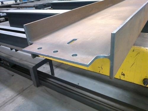 Beam Line Robotic Beam Plasma Cutting System