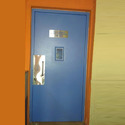 Swing Yes Video Enabled Access Controlled Fire Door, Size/dimension: 1.2 X 2.1m, Thickness: 46mm
